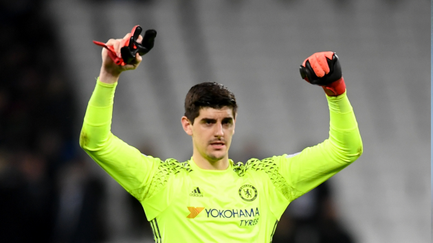 Conte confirms Courtois is fit to face Tottenham in crunch FA Cup semi-final clash