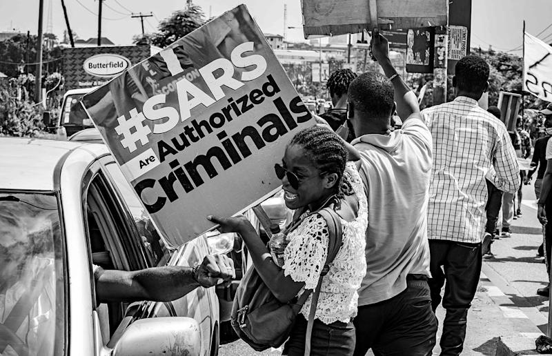 Nigerian Banks Shut Them Out, So These Activists Are Using Bitcoin to Battle Police Brutality