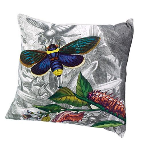 "<b>Bontanica moth & bugs</b><br><br>Botanic prints are everywhere this season. For an edgy take on the floral trend, opt for a bright moth or bug print cushion. With their hyper-real vivid colours, these stunning prints are sure to add drama to any sofa. <br><br> <b>£29.95, <a target=""_blank"" href=""http://dwell.co.uk/111674/Botanica-moth-cushion/"">Dwell</a> </b>"