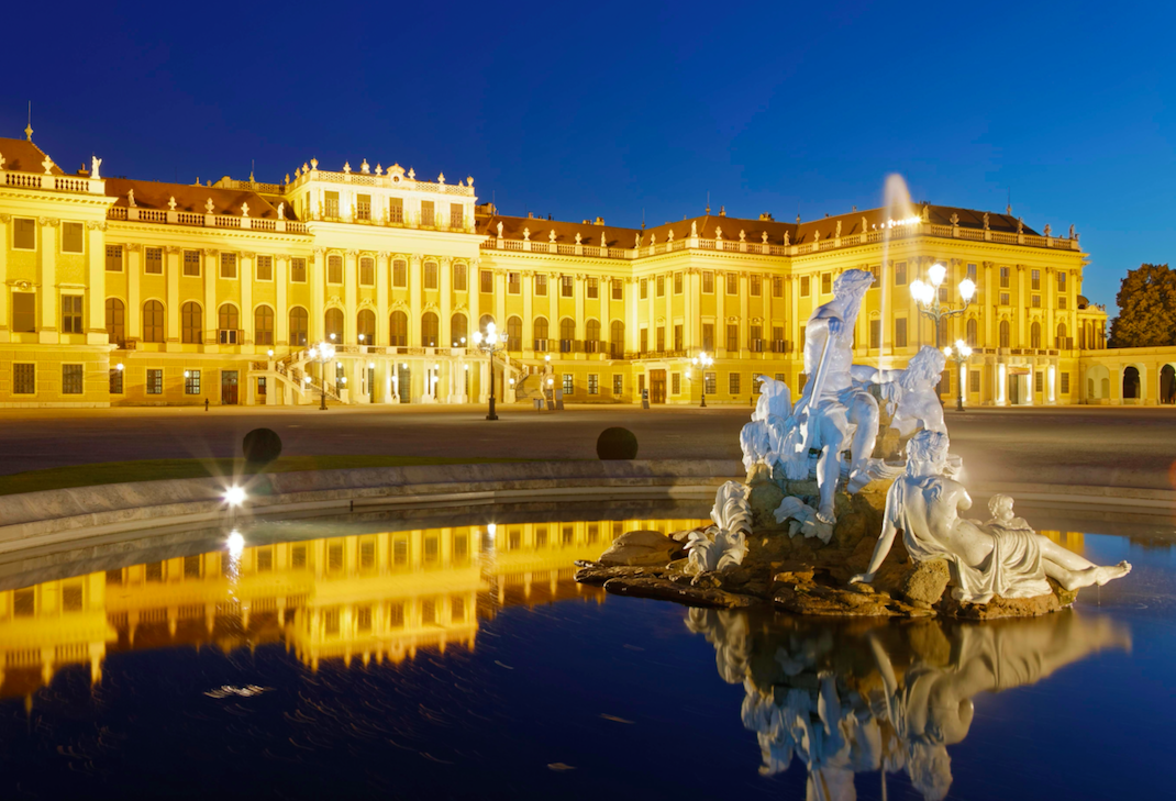 <p>Vienna has been named the world's most liveable city (Picture: Rex) </p>