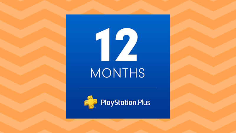 Get 12 months of PlayStation Plus access for just $42. (Photo: Sony)