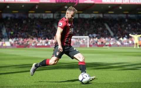 Ryan Fraser of Bournemouth during the Premier League match between AFC Bournemouth and Tottenham Hotspur - Credit: GETTY IMAGES