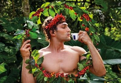 """Image from the Lavazza """"Earth CelebrAction"""" 2020 Calendar."""