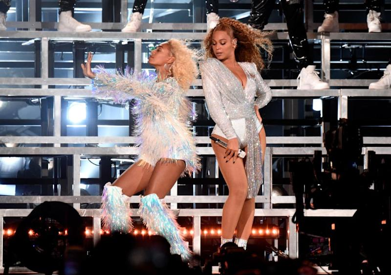 Beyoncé had another disaster during her second weekend at Coachella. Source: Getty