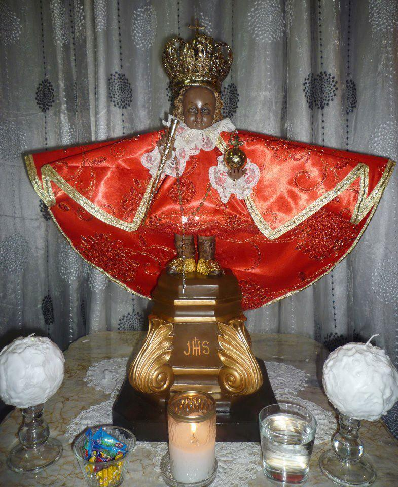 Lost Sto. Niño image found in Aklan after 22 years
