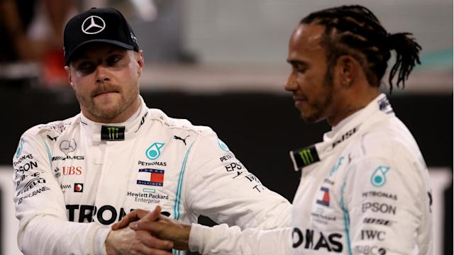 He has failed to do so in three seasons with Mercedes, but Valtteri Bottas feels he is capable of getting the better of Lewis Hamilton.