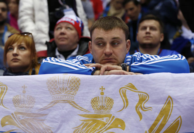 SOCHI SCENE: Russians getting worried