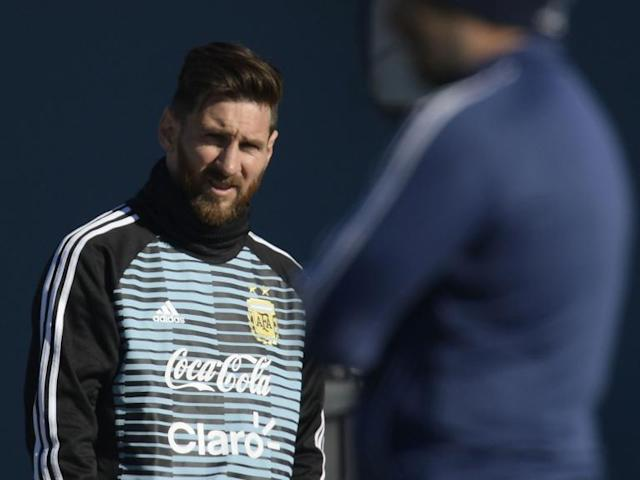 Argentina need to become Jorge Sampaoli's team at this World Cup, not Lionel Messi's