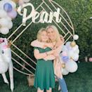 """<p>Jack Osbourne and Lisa Stelly's daughter <a href=""""https://people.com/parents/jack-osbourne-lisa-stelly-welcome-daughter-pearl-clementine/"""" rel=""""nofollow noopener"""" target=""""_blank"""" data-ylk=""""slk:Pearl Clementine"""" class=""""link rapid-noclick-resp"""">Pearl Clementine</a> turned 9 on April 24.</p>"""