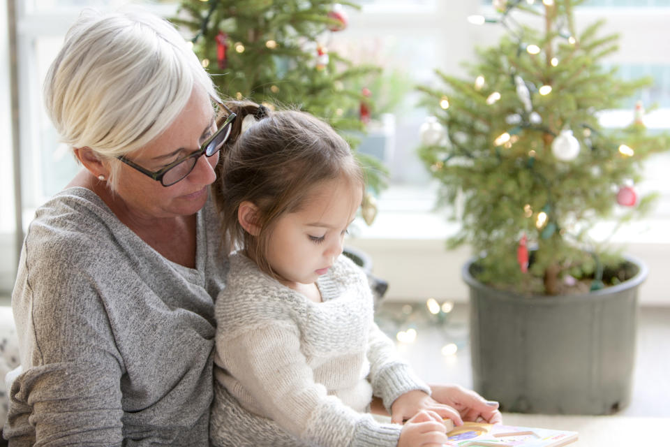 A mum has divided the Internet after calling out her in-laws for treating her daughter differently from their biological grandchildren [Photo: Getty]