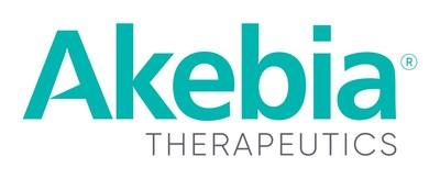 Akebia Therapeutics, Inc. (Nasdaq: AKBA), a biopharmaceutical company focused on the development and commercialization of therapeutics for people living with kidney disease (PRNewsfoto/Akebia Therapeutics, Inc.)