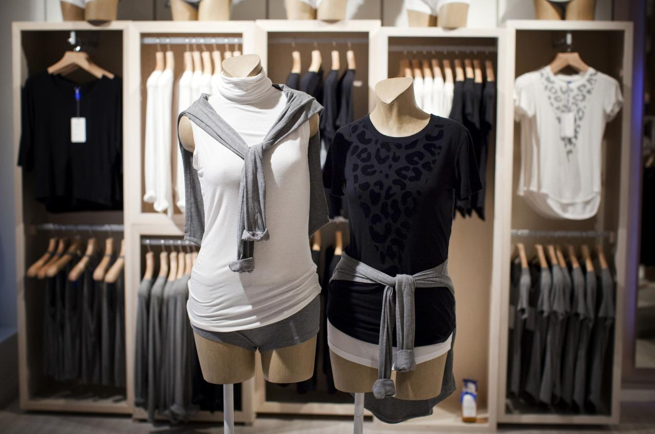 Shannon clothing store