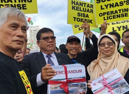 Malaysia defends move to extend licence for rare earth firm Lynas