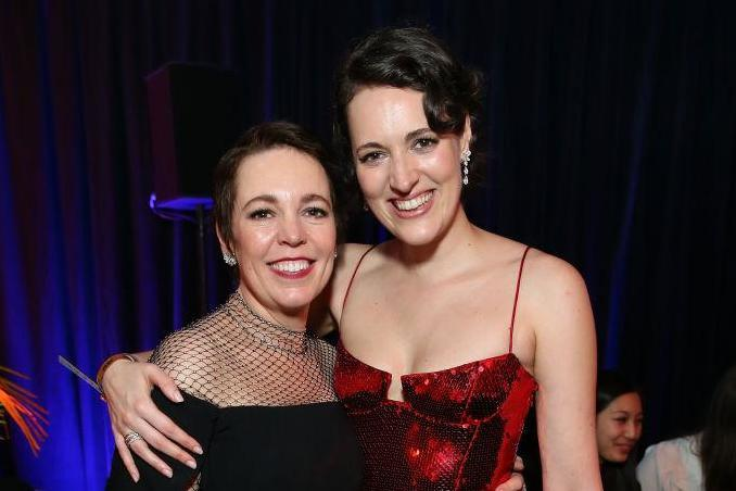 Olivia Colman and Phoebe Waller-Bridge set up the Theatre Community fund to support creative industry workers: Getty Images