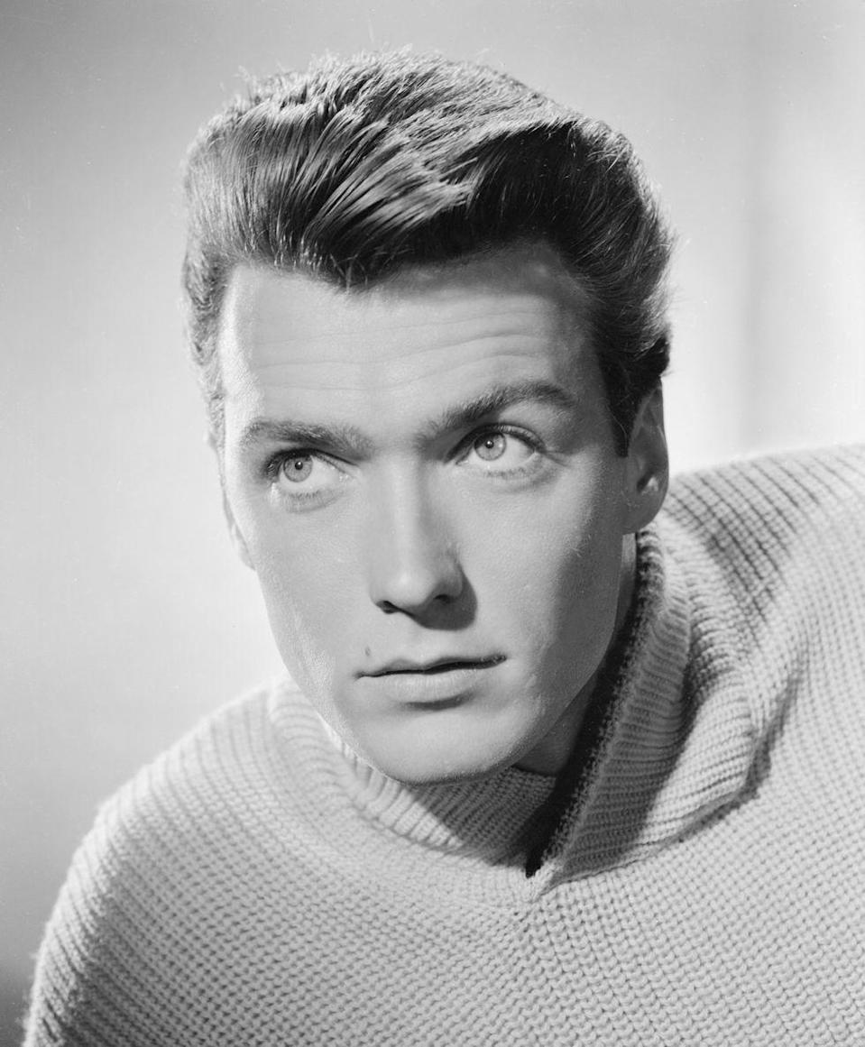 """<p>The actor was <a href=""""https://www.biography.com/actor/clint-eastwood"""" rel=""""nofollow noopener"""" target=""""_blank"""" data-ylk=""""slk:born in San Francisco in 1930"""" class=""""link rapid-noclick-resp"""">born in San Francisco in 1930</a>. The Eastwood family moved around throughout the Great Depression, until they finally settled in Oakland, California.</p>"""
