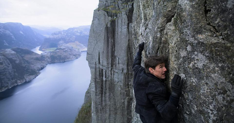 Christopher McQuarrie breaks down why the next Mission: Impossible movie had to be split in two (Image by Paramount Pictures)