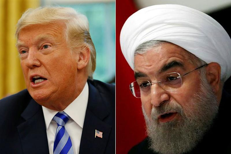 'Can Come Back to Bite You': Trump Warns Iran Against Breach of Nuclear Pact