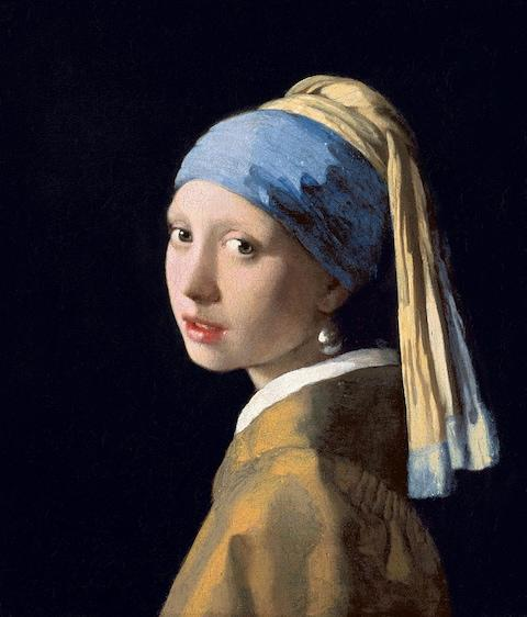 Among the highlights is Vermeer's Girl with a Pearl Earring