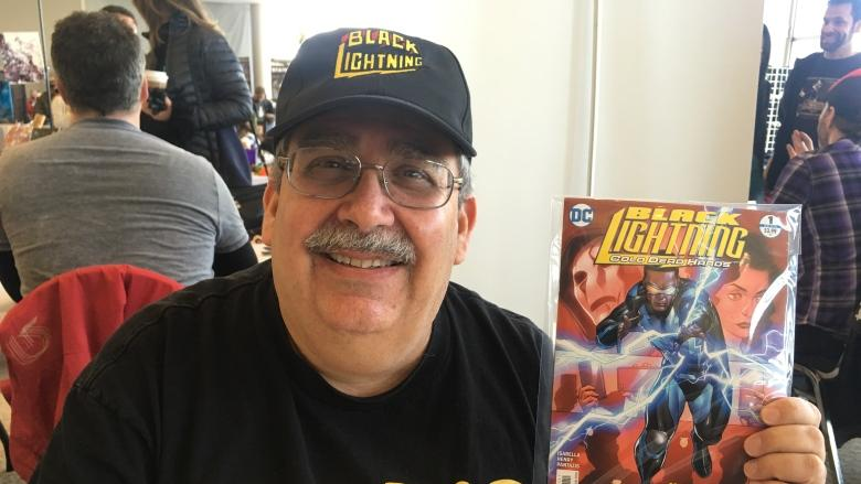 Creator of DC Comics' first black superhero comic visits Windsor