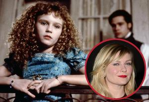 Interview with the Vampire (Kirsten Dunst inset) | Photo Credits: Warner Bros./courtesy Everett Collection; Jason Merritt/Getty Images