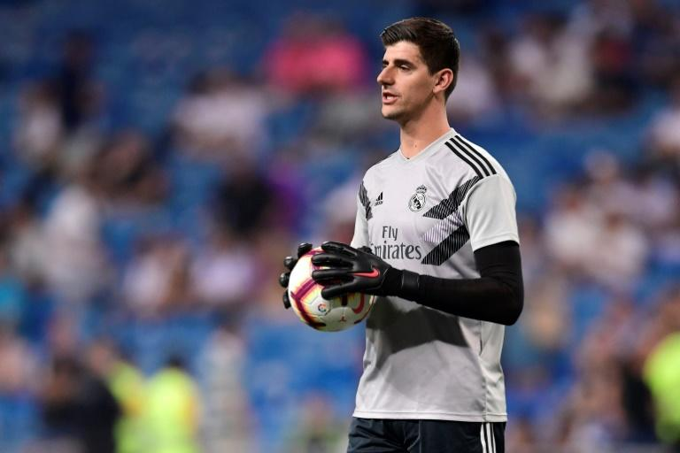 Will Thibaut Courtois make his Real Madrid debut in Girona?