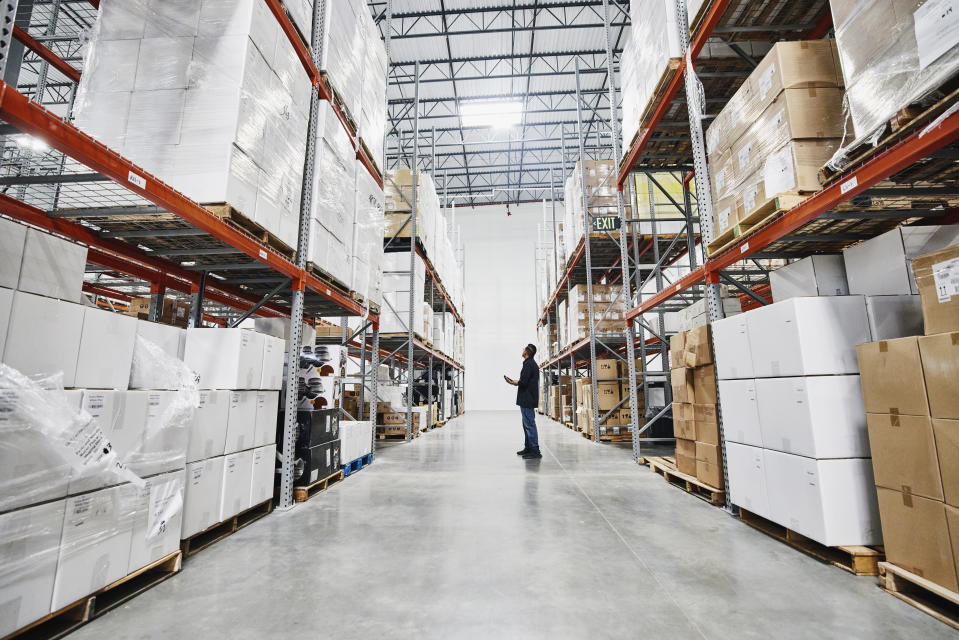 Singapore's GLP seeks US$2.5 billion for new China logistics fund. (PHOTO: Getty Commercial)