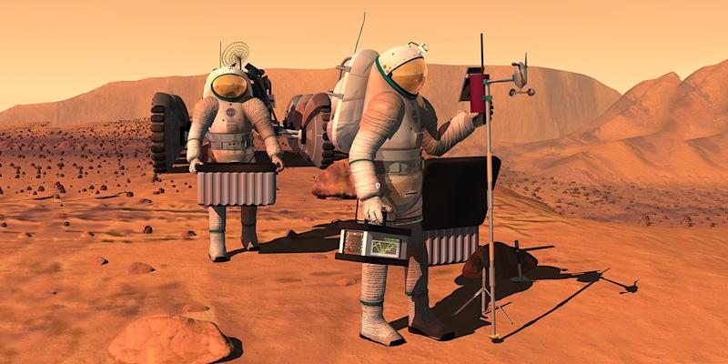 We're going to the red planet! All 19 past, present, and future missions to Mars
