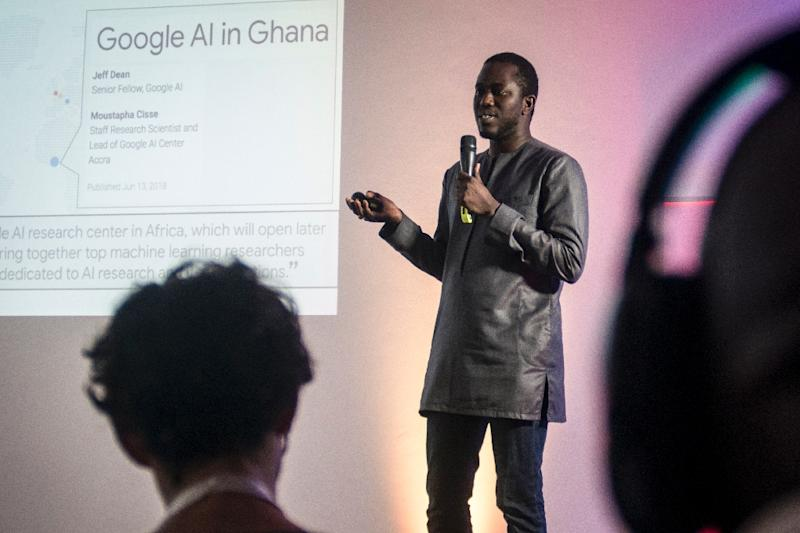 Moustapha Cisse, head of Google Artificial Intelligence (AI) centre in Ghana, wants to collaborate with local universities and start-ups