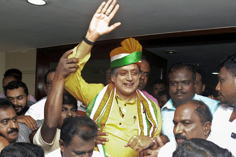Congress Should Pick Shashi Tharoor as Its President to End Its Leadership Farrago