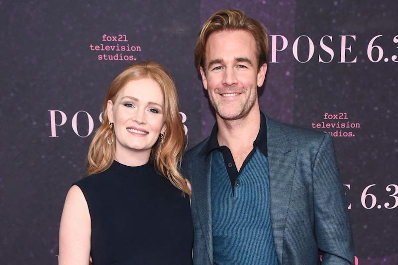 Kimberly and James Van Der Beek | Daniel Zuchnik/WireImage