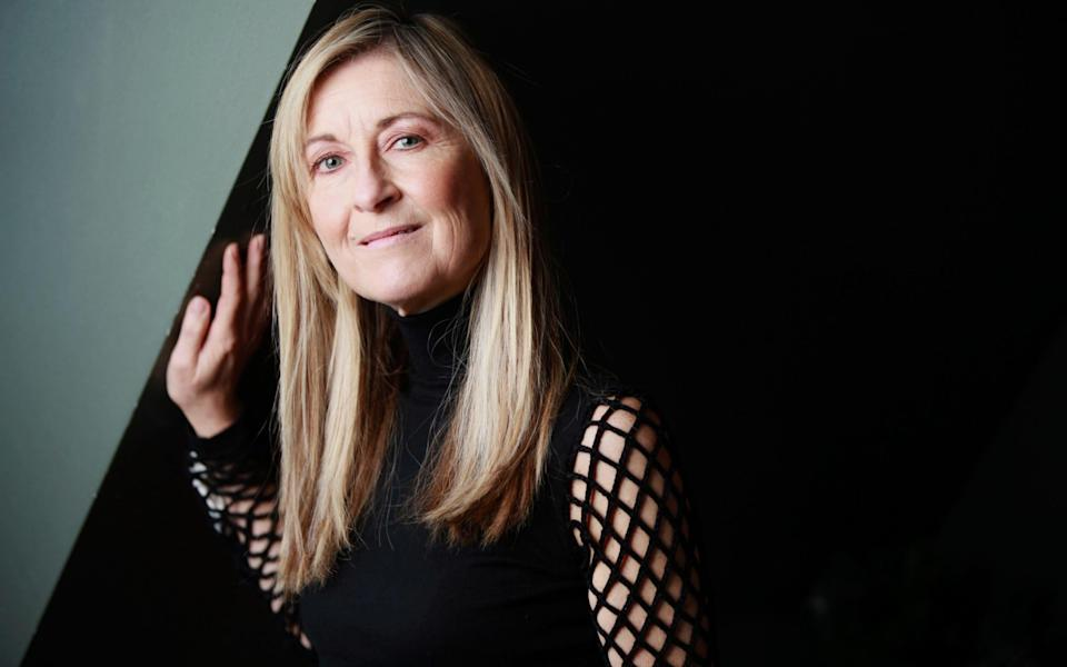 Fiona Phillips supports Missing People, a beneficiary of this year's Telegraph's Christmas Charity Appeal - Rii Schroer