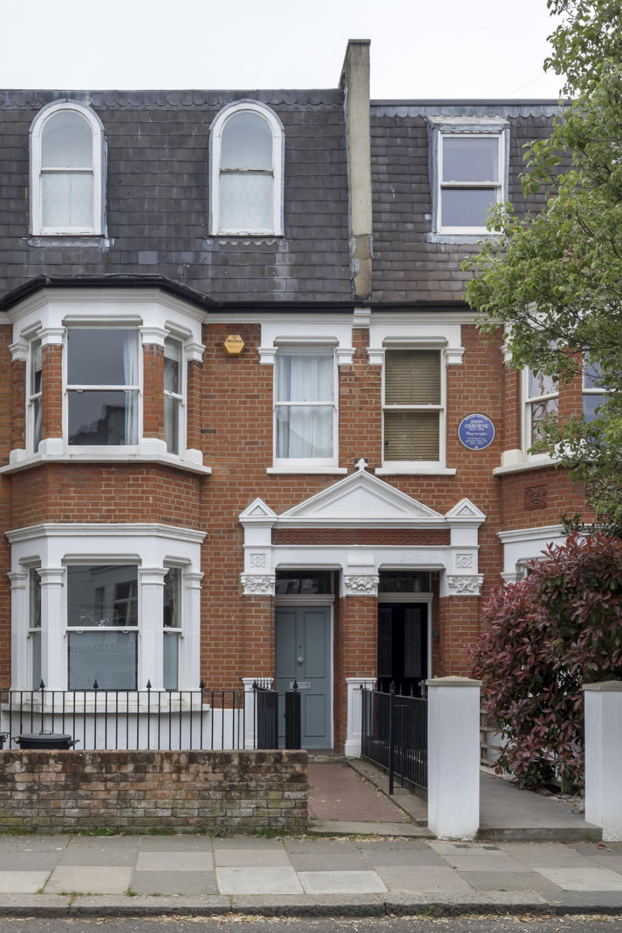 53 Caithness Road, London (English Heritage/PA)