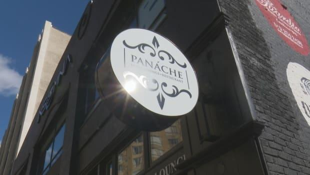 The Panache Restaurant in downtown Windsor took advantage of the parklet program last year and will again this year.