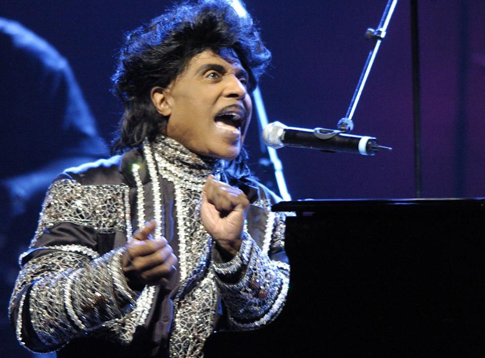 Little Richard, left, and Sean Connery are among the icons who died in 2020. A rock and roll pioneer, Richard's frenetic stage presence, trademark piano pounding and supersonic vocals made him into a showbiz institution. Scottish actor Connery, meanwhile, embodied the suave British agent James Bond, playing the role in seven films. They were among the dozens of movies he starred in during his career.