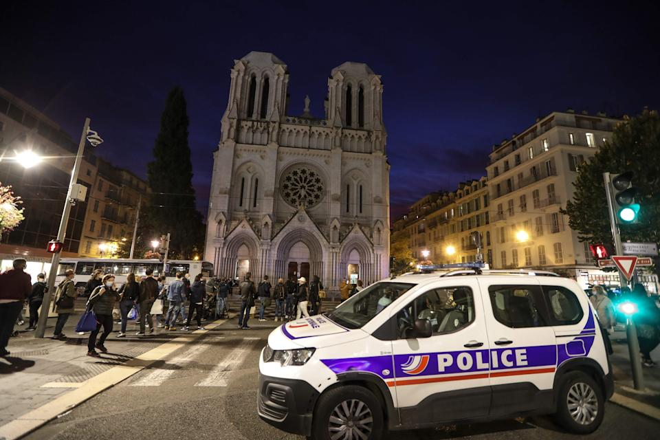 <p>Nice attack</p> (AFP via Getty Images)