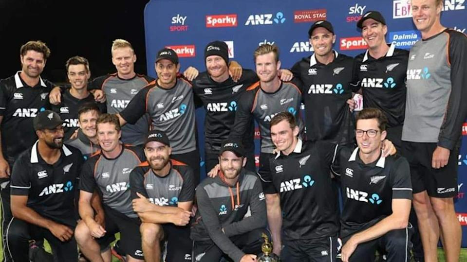 New Zealand dethrone England to become number one ODI side