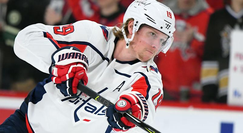 Like Alex Ovechkin before him, Nicklas Backstrom is negotiating his next deal with the Capitals without an agent. (Getty)