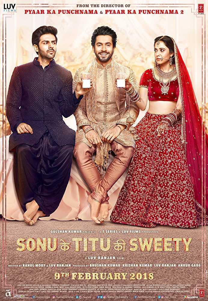 <p>Titu is going to marry a perfect woman named Sweety. Titu's best-friend Sonu doubts Sweety's character and tries to break the marriage while Sweety tries to do opposite and which leads to war between bromance and romance. </p>