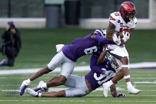 No. 24 Iowa St goes for 3-0 in Big 12 when Texas Tech visit