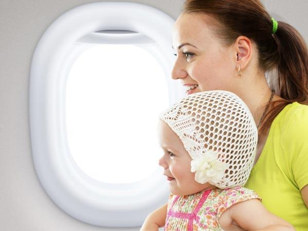 Air Travel with Kids Nah Not in India