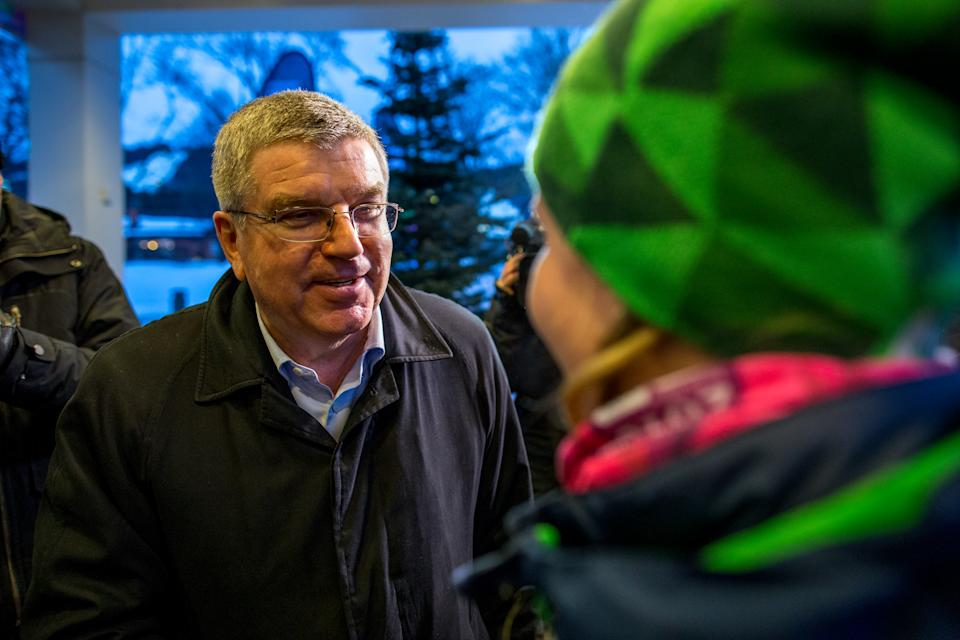 IOC President Bach's words and robust countermeasures will hope to allay fears of Tokyo's domestic sponsors, pitching in a record 3.3 bn