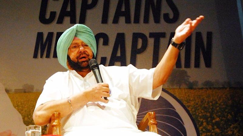 Amarinder Threatened to Quit If Not Made State Chief: Biography