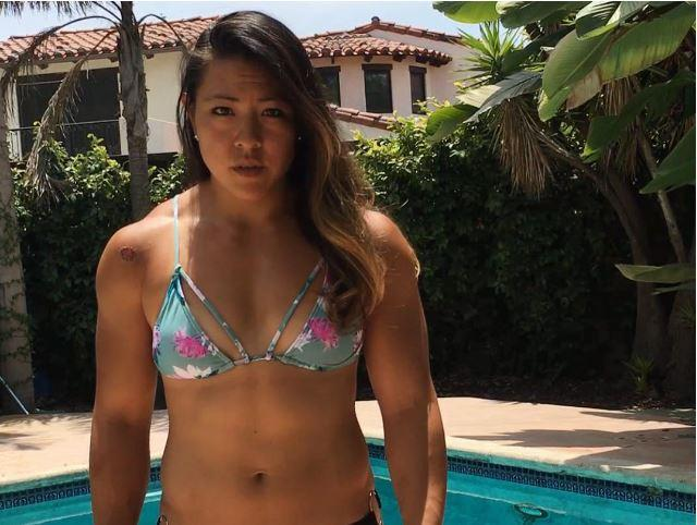 This CrossFit star's bikini photo proves body image worries are all relative