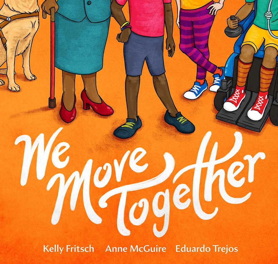 """We Move Together"" is set for release on April 6.  (Photo: Ak Press)"