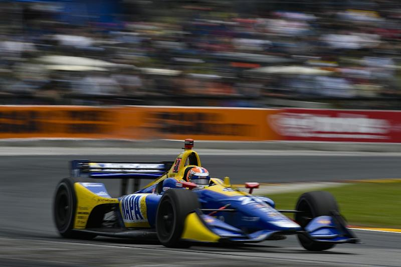 Penske at a loss to explain Rossi dominant win