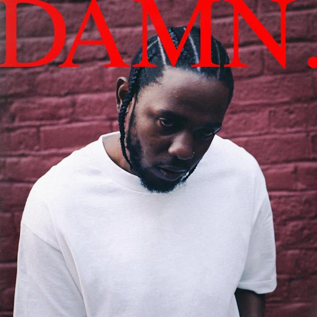 Kendrick Lamar's <em>DAMN.</em> tops Yahoo Music's year-end albums list for 2017. (Photo: Universal)