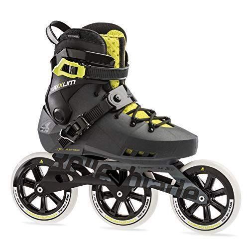 """<p><strong>Rollerblade</strong></p><p>amazon.com</p><p><strong>$359.00</strong></p><p><a href=""""https://www.amazon.com/dp/B07GBSPDF8?tag=syn-yahoo-20&ascsubtag=%5Bartid%7C2139.g.34587394%5Bsrc%7Cyahoo-us"""" rel=""""nofollow noopener"""" target=""""_blank"""" data-ylk=""""slk:BUY IT HERE"""" class=""""link rapid-noclick-resp"""">BUY IT HERE</a></p><p>These Maxxum inline skates are ideal for skiiers to keep training during warmer months. They are popular with the brand's """"Skate to Ski"""" program which educates athletes about the benefits of using inline skates during the off season. The have amazing features, like an aluminum frame, micro-buckle closures, and 125mm Hydrogen wheels that provide professional performance and a secure fit.<br></p>"""