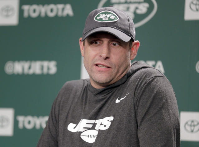 An Adam Gase profile by The Athletic gave some eye-opening depth into being married to an NFL coach. (AP Photo/Seth Wenig)