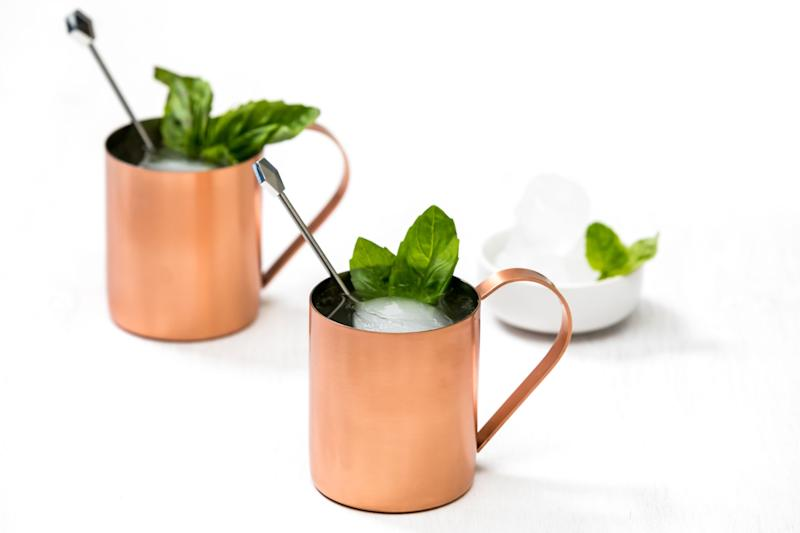 Basil Moscow Mule