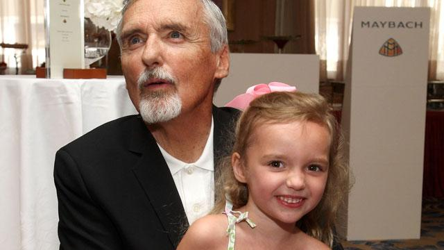 Dennis Hopper's 9-Year Old To Get 40 Percent of Late Father's Estate